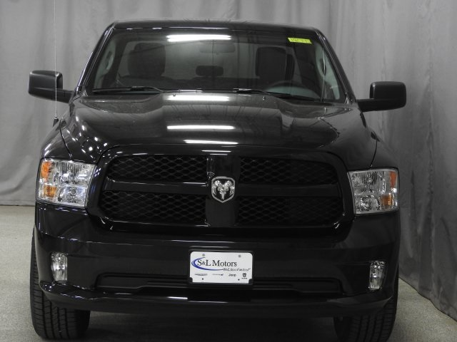 2018 Ram 1500 Quad Cab 4x4 Pickup #18042 - photo 21