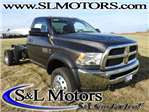 2018 Ram 5500 Regular Cab DRW 4x4, Cab Chassis #18068 - photo 1