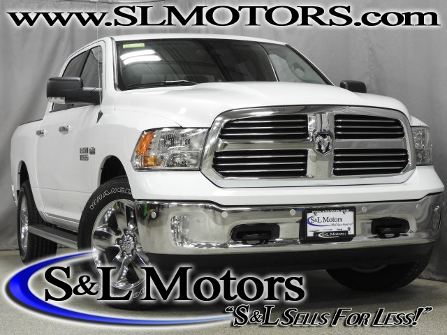 2018 Ram 1500 Crew Cab 4x4 Pickup #18072 - photo 1