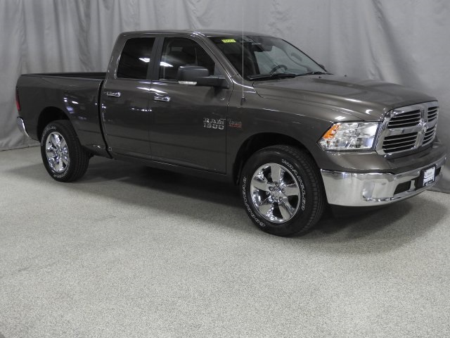 2018 Ram 1500 Quad Cab 4x4 Pickup #18081 - photo 24