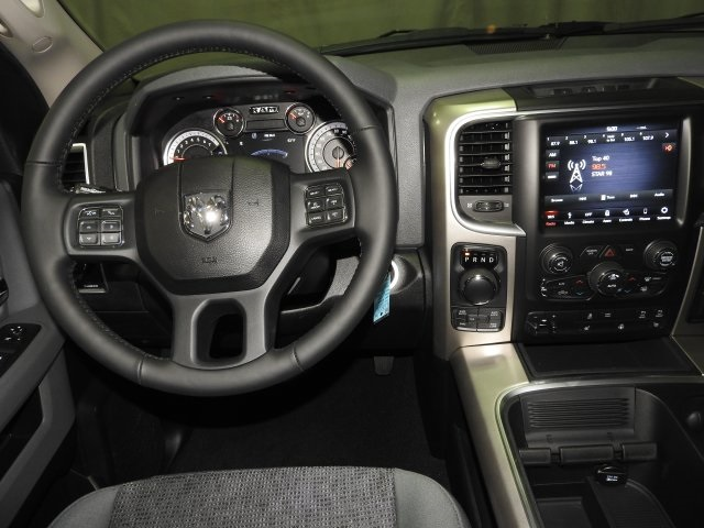 2018 Ram 1500 Quad Cab 4x4 Pickup #18081 - photo 4