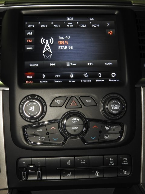 2018 Ram 1500 Quad Cab 4x4 Pickup #18081 - photo 5