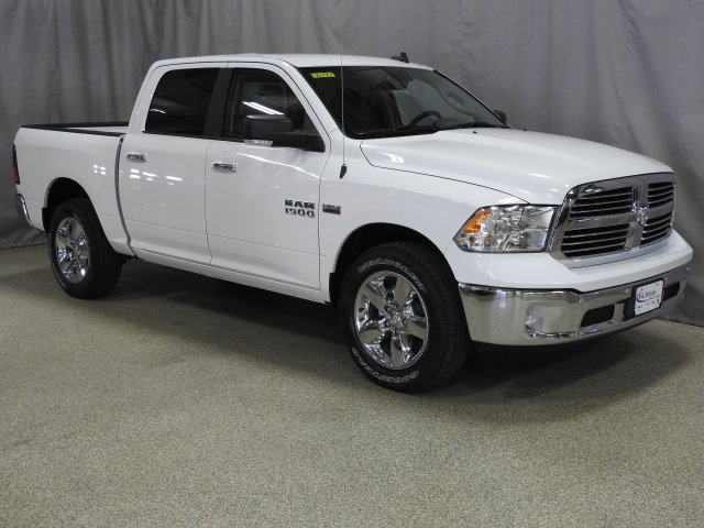 2018 Ram 1500 Crew Cab 4x4, Pickup #18097 - photo 23