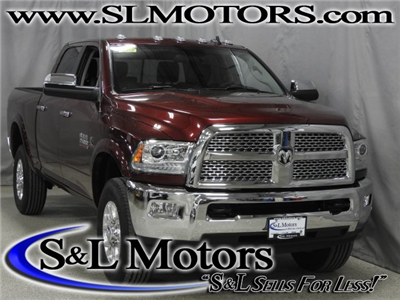 2018 Ram 2500 Crew Cab 4x4 Pickup #18109 - photo 1