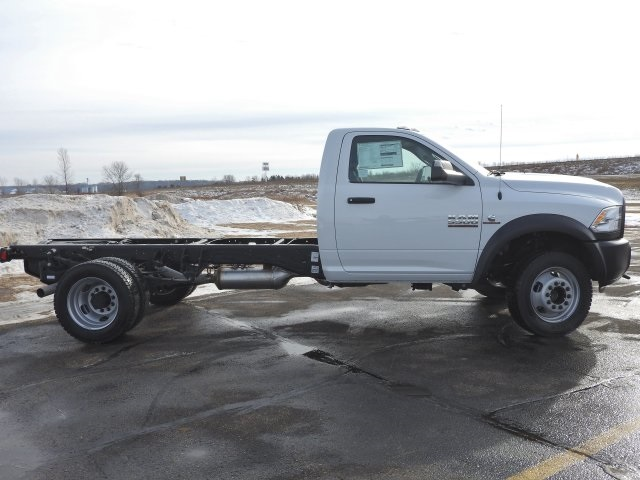 2018 Ram 5500 Regular Cab DRW 4x4, Cab Chassis #18124 - photo 12