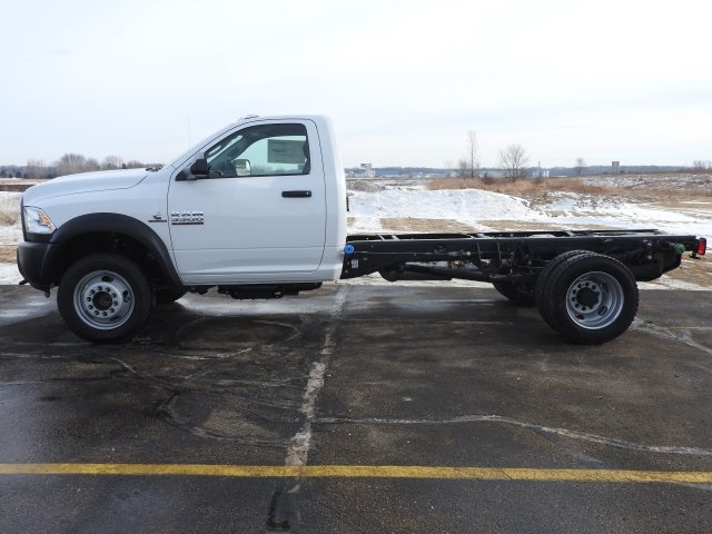 2018 Ram 5500 Regular Cab DRW 4x4, Cab Chassis #18124 - photo 15