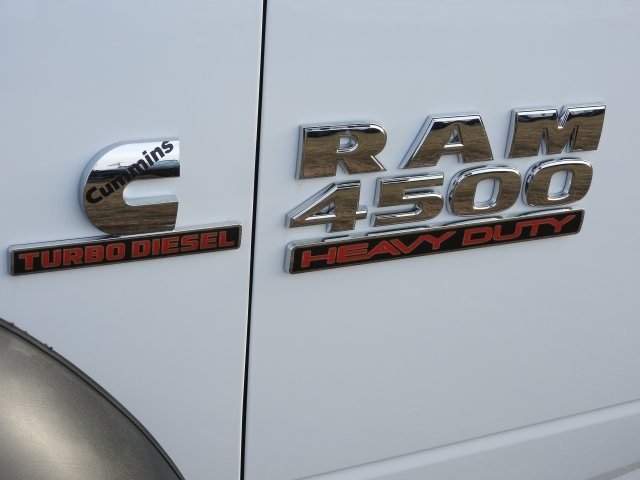 2018 Ram 4500 Regular Cab DRW 4x4, Cab Chassis #18208 - photo 13