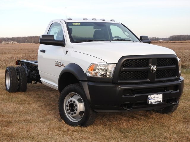 2018 Ram 4500 Regular Cab DRW 4x4, Cab Chassis #18208 - photo 15