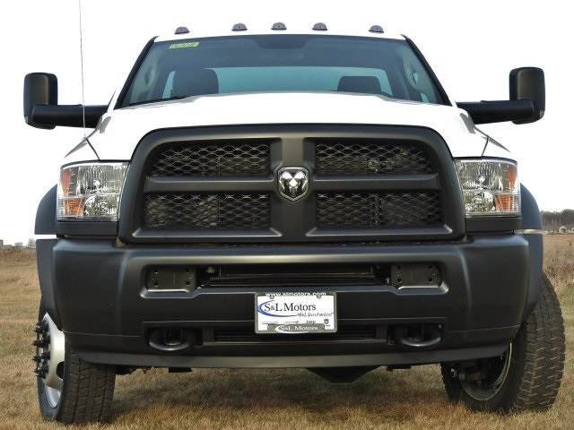 2018 Ram 4500 Regular Cab DRW 4x4, Cab Chassis #18208 - photo 16