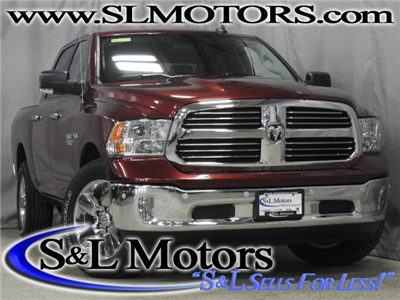 2018 Ram 1500 Crew Cab 4x4, Pickup #18214 - photo 1