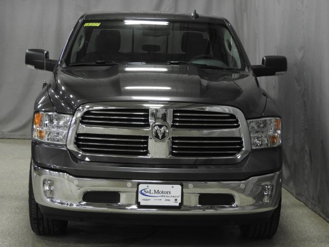 2018 Ram 1500 Crew Cab 4x4 Pickup #18217 - photo 21