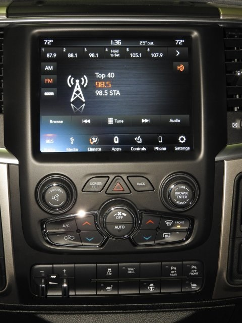 2018 Ram 1500 Crew Cab 4x4 Pickup #18217 - photo 5