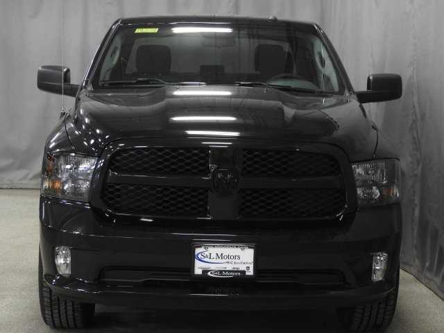 2018 Ram 1500 Crew Cab 4x4 Pickup #18278 - photo 21