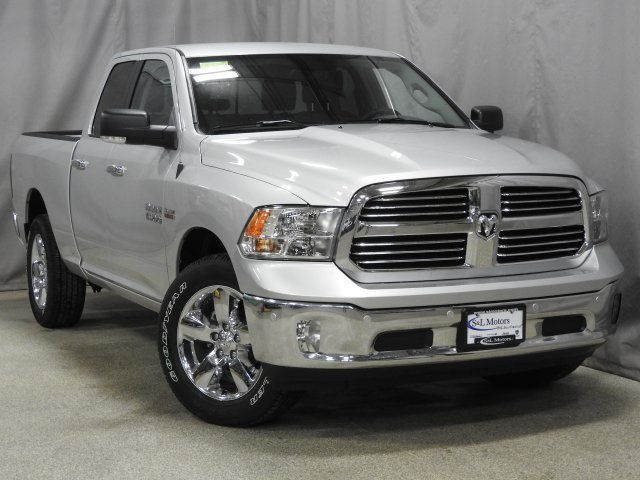 2018 Ram 1500 Quad Cab 4x4 Pickup #18325 - photo 17