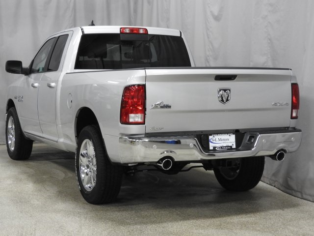 2018 Ram 1500 Quad Cab 4x4 Pickup #18325 - photo 20