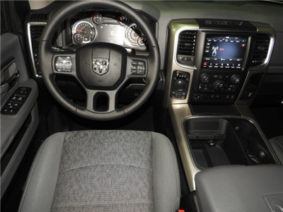 2018 Ram 1500 Quad Cab 4x4 Pickup #18325 - photo 4
