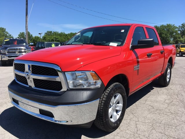 2017 Ram 1500 Crew Cab 4x4 Pickup #DT17594 - photo 3