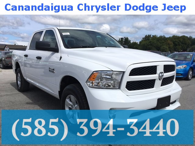 2017 Ram 1500 Crew Cab 4x4 Pickup #DT17684 - photo 1