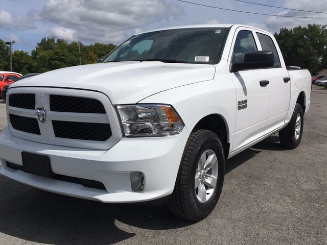 2017 Ram 1500 Crew Cab 4x4 Pickup #DT17684 - photo 3