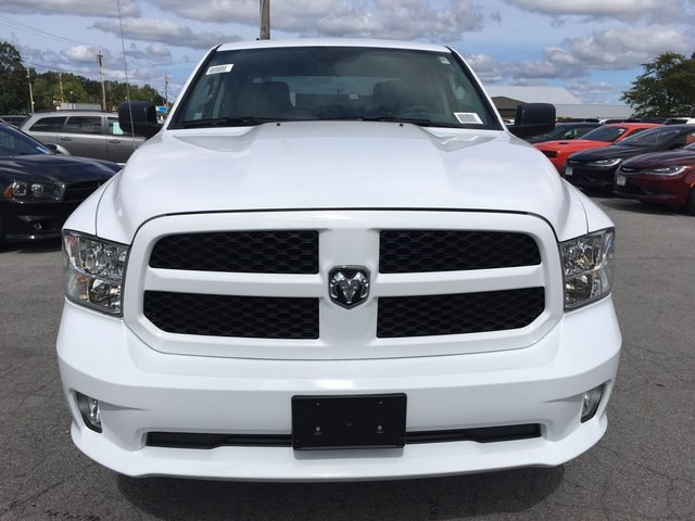 2017 Ram 1500 Crew Cab 4x4 Pickup #DT17684 - photo 7
