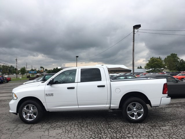 2017 Ram 1500 Crew Cab 4x4 Pickup #DT17685 - photo 5