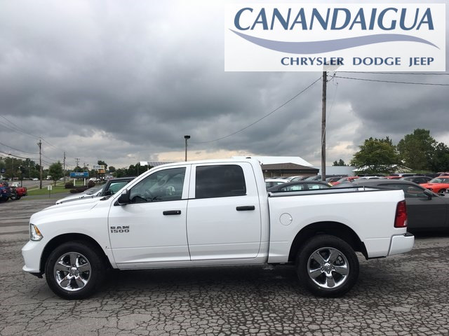 2017 Ram 1500 Crew Cab 4x4, Pickup #DT17685 - photo 3