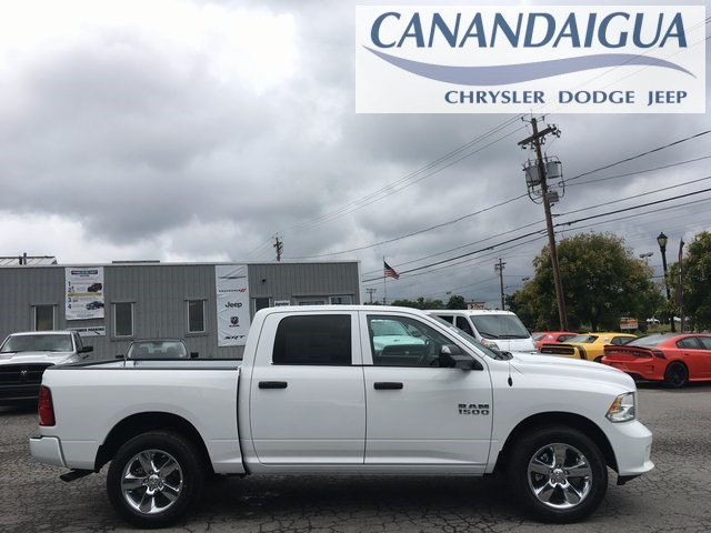 2017 Ram 1500 Crew Cab 4x4, Pickup #DT17685 - photo 4