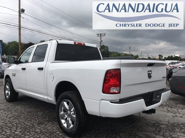 2017 Ram 1500 Crew Cab 4x4, Pickup #DT17685 - photo 2