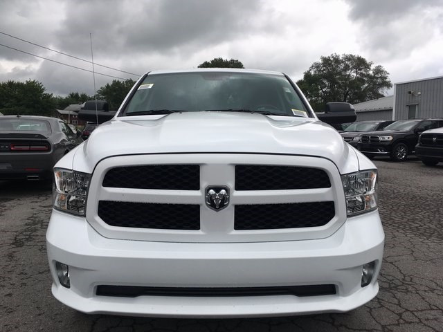 2017 Ram 1500 Crew Cab 4x4 Pickup #DT17685 - photo 7
