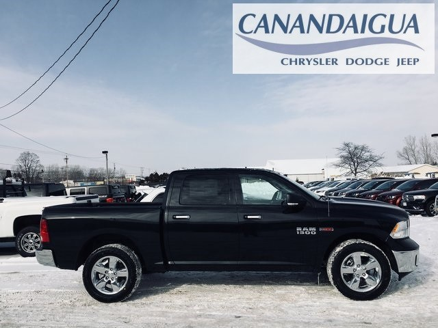 2017 Ram 1500 Crew Cab 4x4, Pickup #DT17767 - photo 4