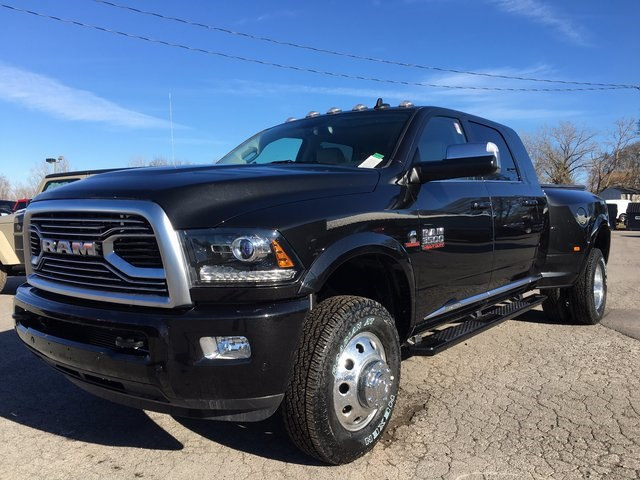 2018 Ram 3500 Mega Cab DRW 4x4 Pickup #DT18041 - photo 5