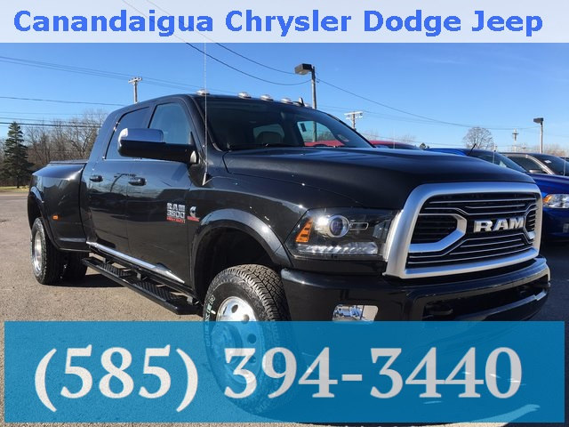 2018 Ram 3500 Mega Cab DRW 4x4, Pickup #DT18041 - photo 1