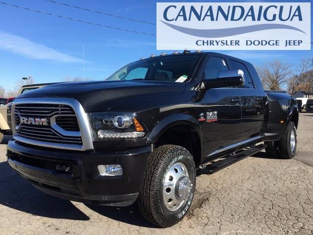 2018 Ram 3500 Mega Cab DRW 4x4, Pickup #DT18041 - photo 5