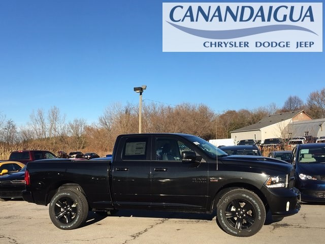 2018 Ram 1500 Quad Cab 4x4, Pickup #DT18090 - photo 4