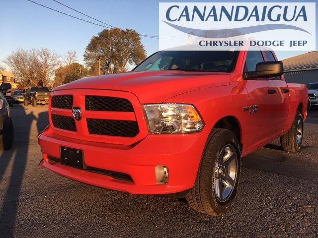 2018 Ram 1500 Quad Cab 4x4, Pickup #DT18100 - photo 5