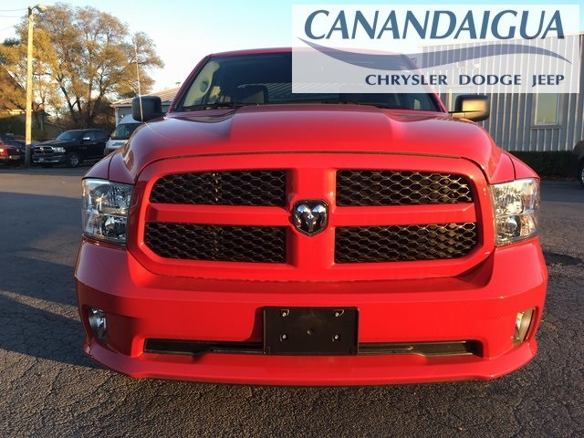 2018 Ram 1500 Quad Cab 4x4, Pickup #DT18100 - photo 6