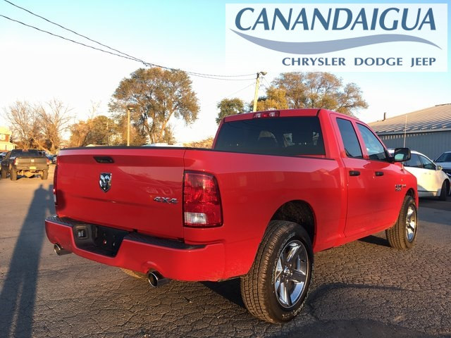 2018 Ram 1500 Quad Cab 4x4, Pickup #DT18100 - photo 2