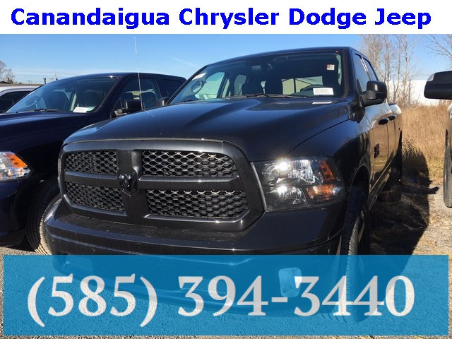 2018 Ram 1500 Quad Cab 4x4 Pickup #DT18104 - photo 1