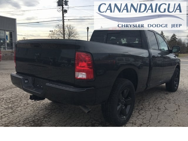 2018 Ram 1500 Quad Cab 4x4, Pickup #DT18105 - photo 2