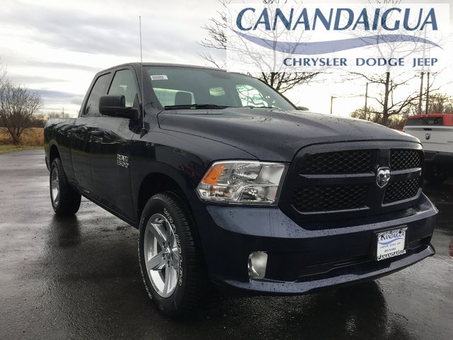 2018 Ram 1500 Quad Cab 4x4, Pickup #DT18106 - photo 15