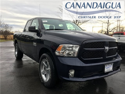 2018 Ram 1500 Quad Cab 4x4, Pickup #DT18106 - photo 5