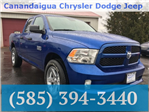 2018 Ram 1500 Quad Cab 4x4, Pickup #DT18107 - photo 1
