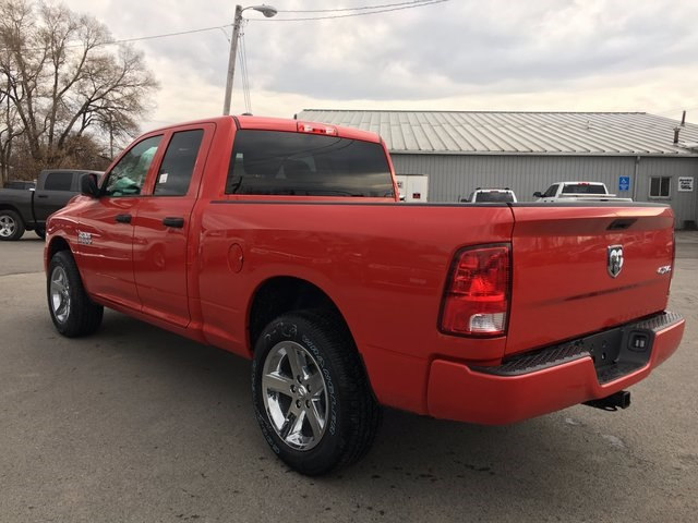 2018 Ram 1500 Quad Cab 4x4 Pickup #DT18108 - photo 2