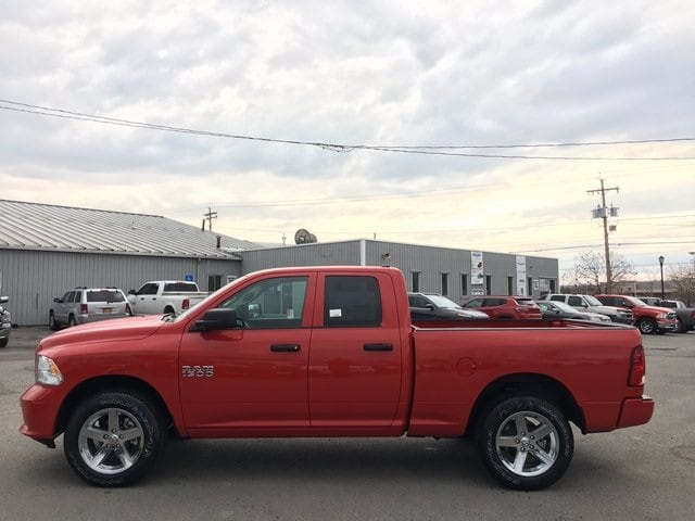 2018 Ram 1500 Quad Cab 4x4 Pickup #DT18108 - photo 4