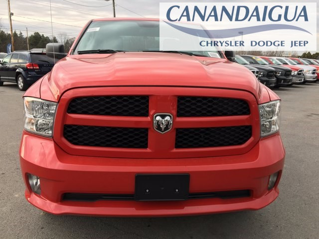 2018 Ram 1500 Quad Cab 4x4, Pickup #DT18108 - photo 7