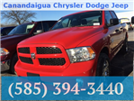 2018 Ram 1500 Quad Cab 4x4, Pickup #DT18108 - photo 1