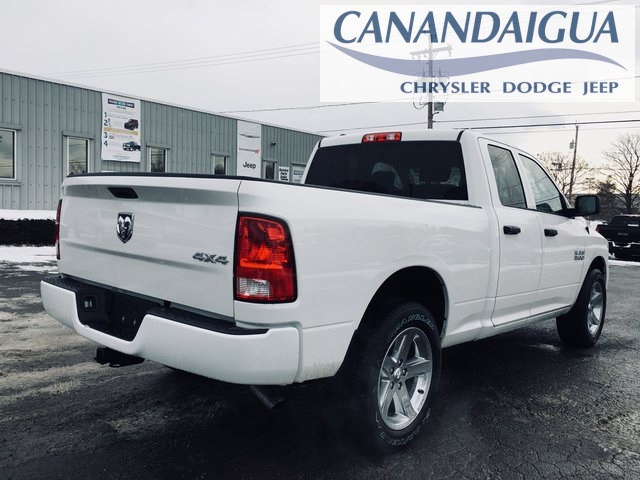 2018 Ram 1500 Quad Cab 4x4, Pickup #DT18109 - photo 2
