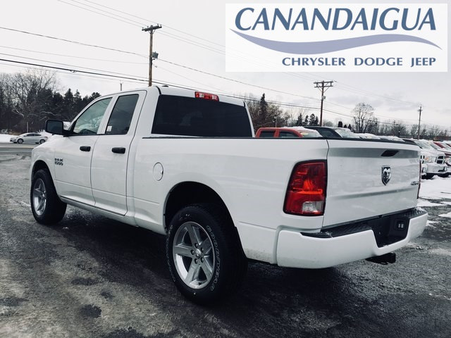 2018 Ram 1500 Quad Cab 4x4, Pickup #DT18109 - photo 27