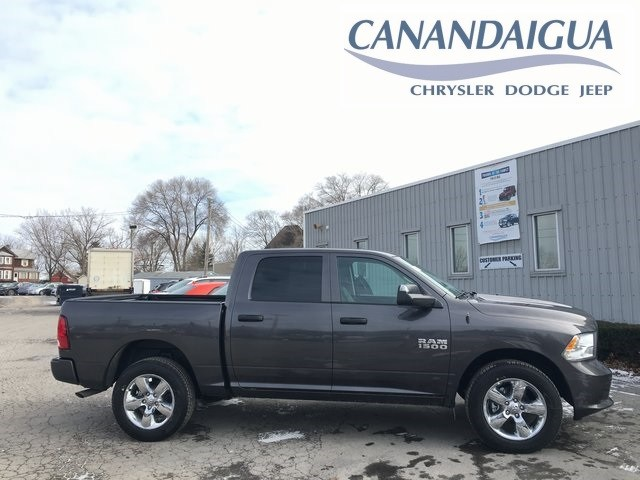 2018 Ram 1500 Crew Cab 4x4, Pickup #DT18111 - photo 3