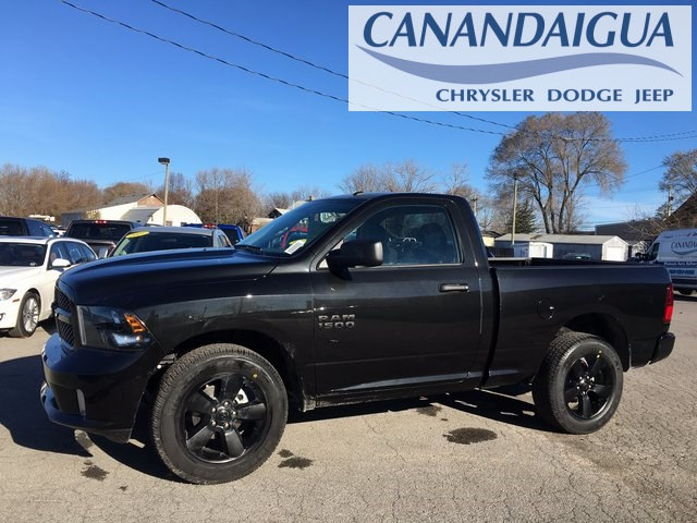 2018 Ram 1500 Regular Cab 4x4, Pickup #DT18118 - photo 5